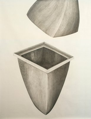 THE FERTILITY PROJECT, 2016, 200 x 150 cm, pencil on paper