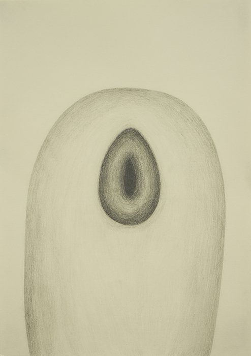 WATCHING, 2016, 42 x 29.7 cm, pencil on paper